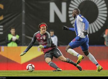 FC Porto qualifié pour la finale de la Coupe de la Ligue