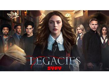 La série Legacies, spin-off inédit de The Vampire Diaries et The Originals, débarque sur SYFY