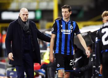 Overwintert Club Brugge in de Champions of Europa League?