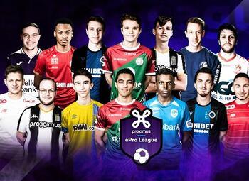 Proximus ePro League: review regular season