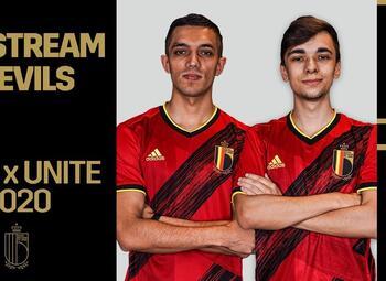 FIFA Play x Unite 2020 : la Belgique dévoile ses représentants (LIVESTREAM)