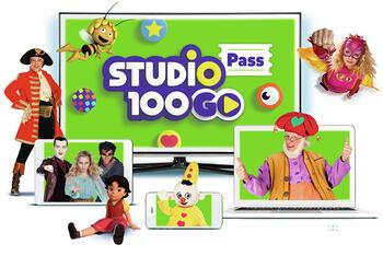 Mise à jour importante de l'app Studio 100 GO Pass