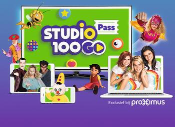 Update van jouw Studio 100 GO Pass!