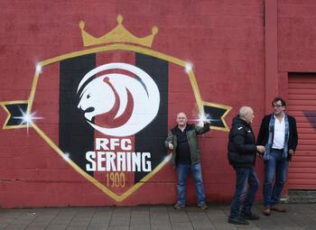 Ook RFC Seraing meldt positieve Covid-19 test: match tegen Union niet in het gedrang