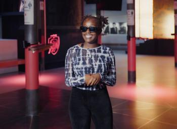 Bekijk het VICE Interview met Miss Angel
