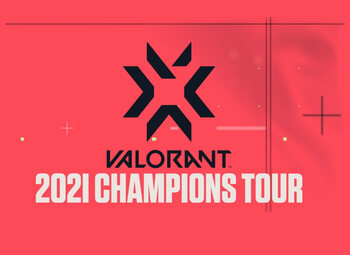 Riot Games kondigt de Valorant Champions Tour 2021 aan