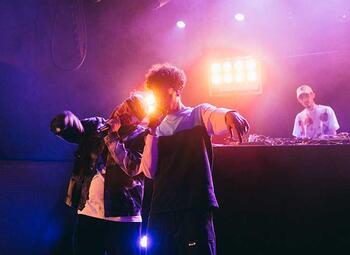 Caballero & JeanJass Live @ Reflektor