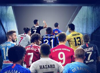 Augustus staat in het teken van het voetbal