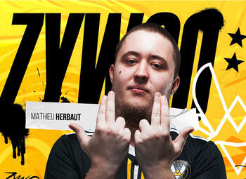 ZywOo sacré meilleur joueur du monde pour la deuxième fois consécutive