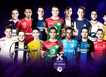 Proximus ePro League: de play-offs komen eraan!