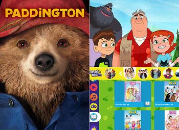 All Kids presenteert … de liefste beer, de leukste superheld en leesplezier met de meiden van K3!