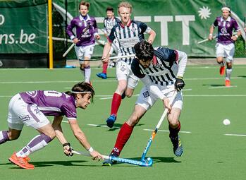 Belgian Men Hockey League: Beerschot - Herakles live op Proximus Sports