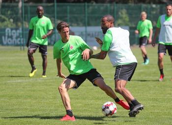 """Couturier en Claes ontbinden contract bij Virton: """"Teken weldra bij een club uit 1B"""""""