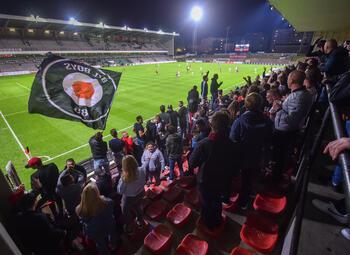 Eerste thuismatch met publiek voor Lierse K., Westerlo, RWDM en Union: hoeveel fans mogen binnen?