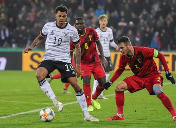 Kunnen de Jonge Duivels opnieuw stunten tegen Duitsland?