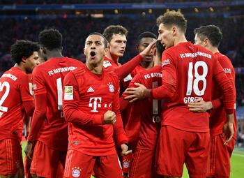 Le Bayern sera-t-il sacré ce soir?