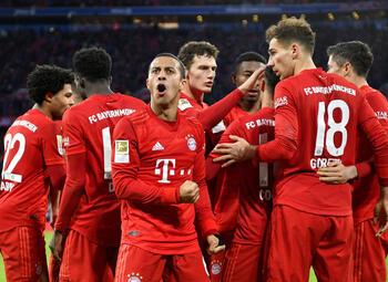 Kroont Bayern zich vanavond tot kampioen?