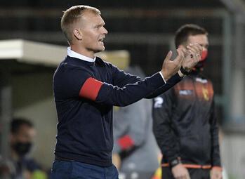 Un renfort de Manchester City dans les buts de Lommel