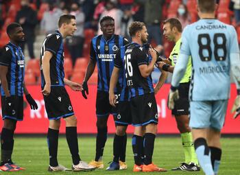 Des situations de penalty litigieuses ont émaillé la 9e journée de Jupiler Pro League