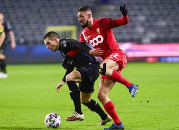 Bleek Standard en matig Anderlecht kleuren zondag de Clasico