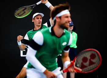 Sander Gillé en Joran Vliegen winnen 5e ATP-titel in dubbelcircuit