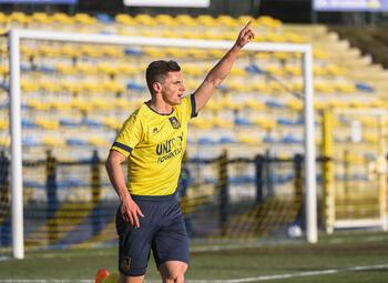 Vanzeir scoorde als eerste tegen alle 1B-ploegen; Mikaudatze en Mertens hebben nog één rekening open staan