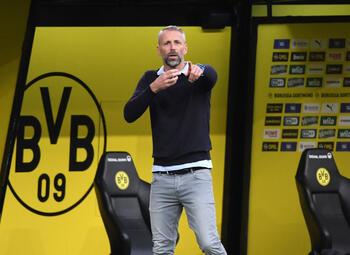 Marco Rose, le futur entraîneur du Borussia Dortmund, sur les traces de Jürgen Klopp