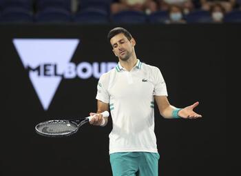 Waar komt Djokovic' negatieve imago vandaan?