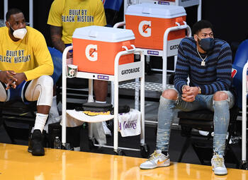 Quatre défaites consécutives pour LeBron James et les Lakers : les champions en titre dans le dur