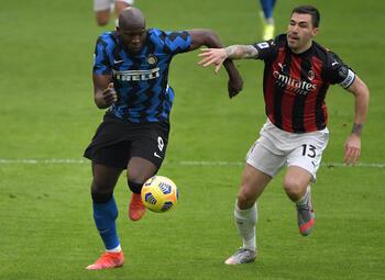 La Roma et l'AC Milan en quête d'une défense solide