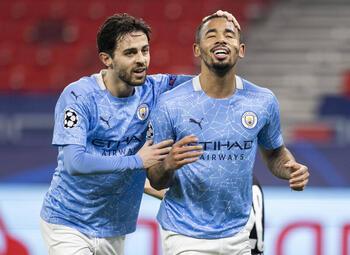Gabriel Jesus guide City vers la victoire à Mönchengladbach