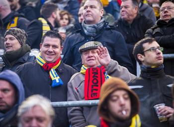 Fans RWDM en Union slijpen de messen: 'zwanzederby' is (na 35 jaar) weer voor echt!
