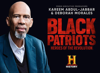 Black Patriots: Heroes of the Revolution op 23 augustus op HISTORY