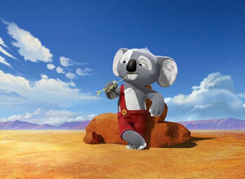 Regardez Blinky Bill: Le film sur le Studio 100 GO Pass