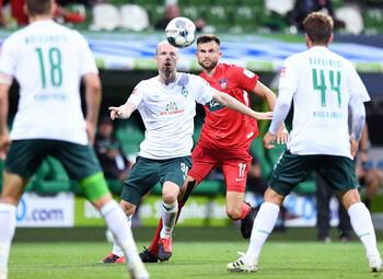 Werder Bremen speelt maandag de wedstrijd van 50 miljoen