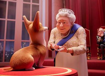 Regardez 'Royal Corgi' dans Movies & Series de Proximus Pickx
