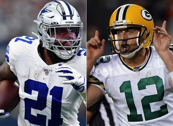 Wie raakt op het goede spoor in de NFC: de Cowboys of de Packers?