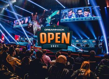 Retrouvez la DreamHack Open January en livestream !