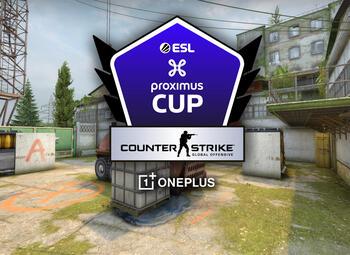 Journée 4 de l'ESL Proximus Cup sur CS:GO
