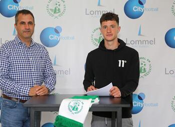 Lommel signe un arrière latéral de l'ASV Geel