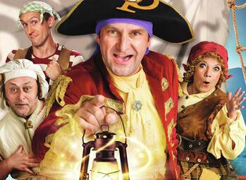 Piet Piraat steelt de show in de Studio 100 GO Pass