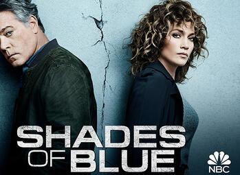 Shades of Blue S3 sur 13ème Rue