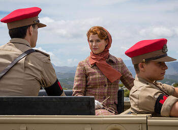 The Last Post: historische dramareeks op BBC Entertainment