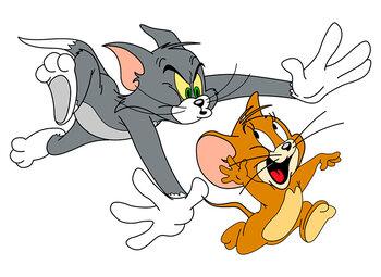 Tom & Jerry maken het in september bont op Boomerang!