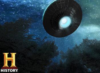 HISTORY gaat op zoek naar UFO's!