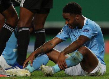 Raheem Sterling blundert: Manchester City uitgeschakeld