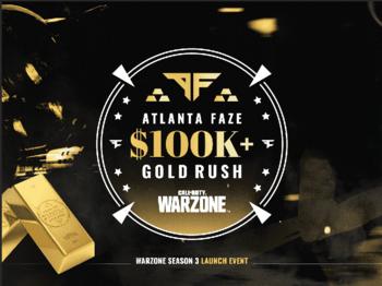 La FaZe annonce deux tournois pour le lancement de la saison 3 de Warzone