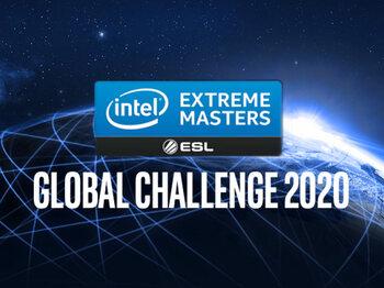 L'ultime tournoi de 2020 – IEM Global Challenge