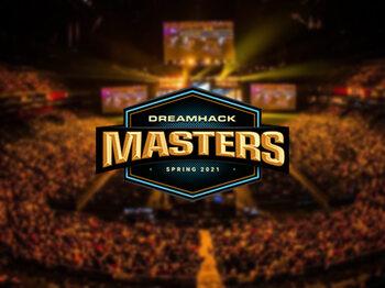 Livestream: DreamHack Masters Spring – Eindfase