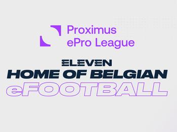 Les demi-finalistes de la Proximus ePro League sont désormais connus !